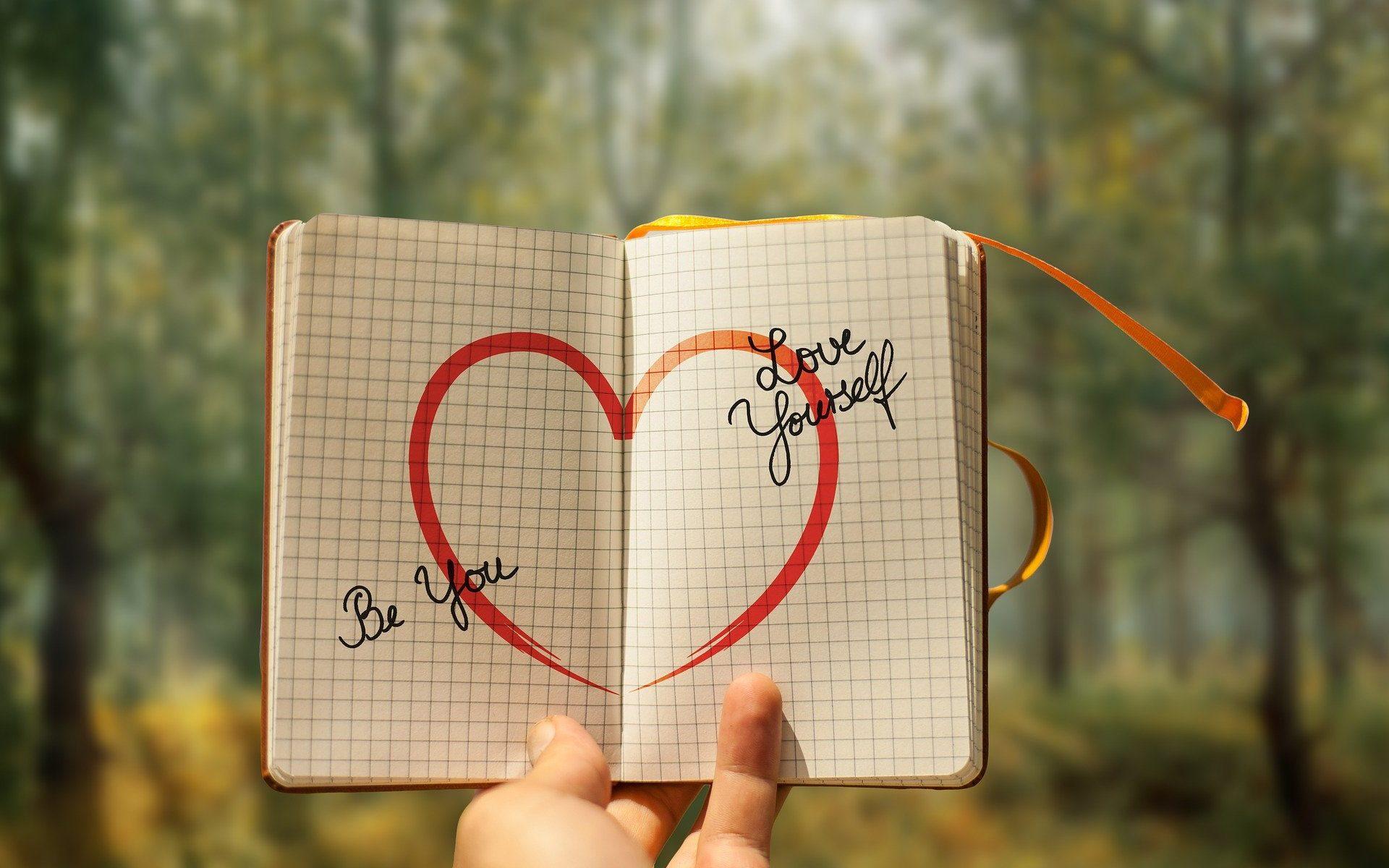 apprendre à s'aimer et à avoir confiance en soi